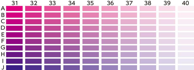 ピンク・紫系