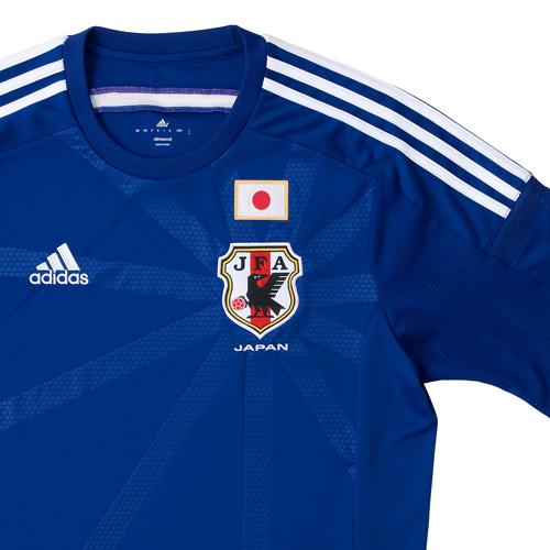 日本代表ユニフォームパジャマがわり