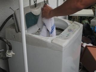 サッカーのユニフォームを洗濯する際に気をつけたいこと