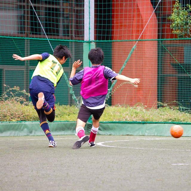 サッカー 練習メニュー