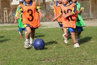 小学生サッカー講座