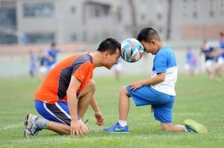 サッカー練習方法
